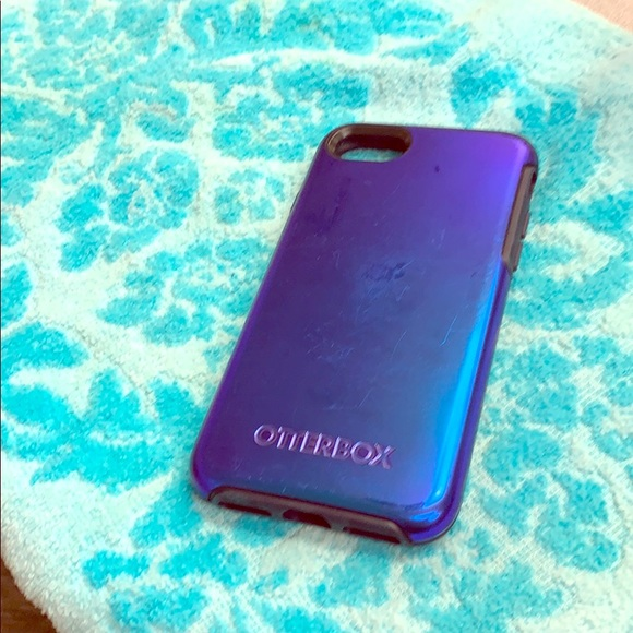 cheap for discount e117c d091f Otterbox Apple IPhone 8 Symmetry Case - Cosmic